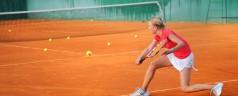 Nauka tenisa w Krakowie – darmowe lekcje 19 II